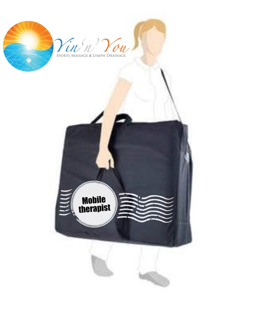 We are mobile! Now you can enjoy massage therapy in the comfort of your home